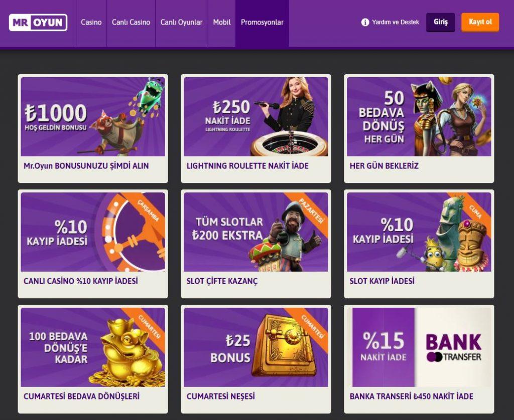 Populer Casino Oyunlari Hangileri